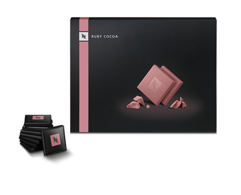 Ruby Chocolate - Limited Edition